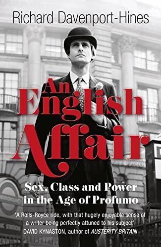 9780007435852: An English Affair