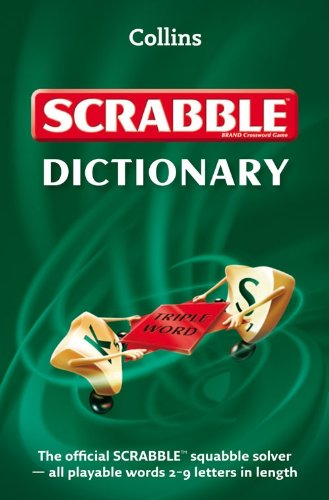 9780007436064: Collins Scrabble Dictionary