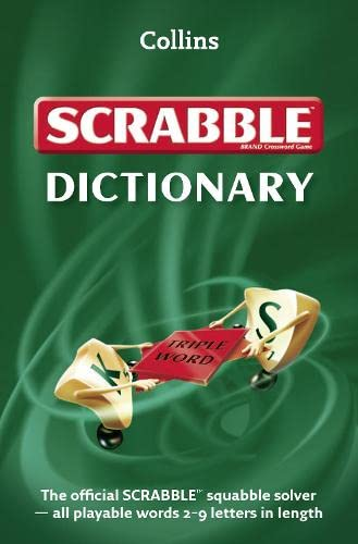 9780007436064: Collins Scrabble Dictionary