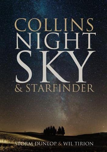 9780007436163: Collins Night Sky & Starfinder. Storm Dunlop and Wil Tirion