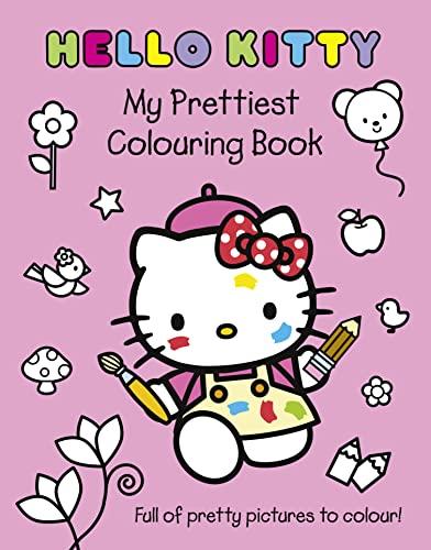 9780007436224: My Prettiest Colouring Book (Hello Kitty)