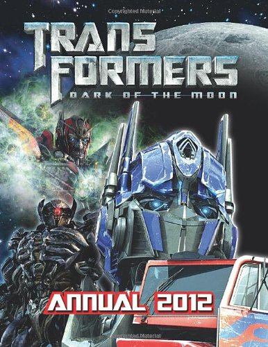 9780007436248: Transformers Dark of the Moon - Annual 2012