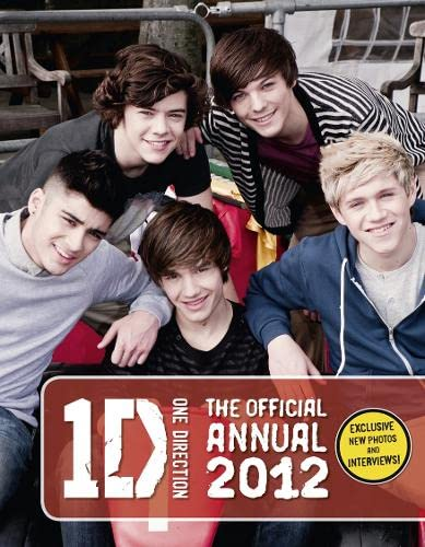 9780007436255: One Direction: The Official Annual 2012 (Annuals 2012)