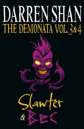 9780007436439: Volumes 3 and 4 - Slawter/Bec (The Demonata)