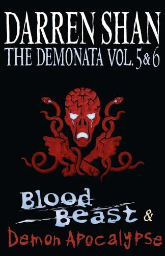 9780007436446: Volumes 5 and 6 - Blood Beast/Demon Apocalypse (The Demonata)