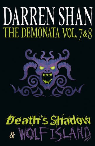 9780007436507: Volumes 7 and 8 - Death's Shadow/Wolf Island (The Demonata)