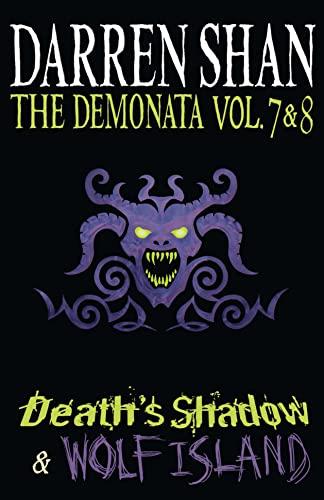 9780007436507: Death's Shadow: Wolf Island (The Demonata)
