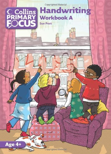 9780007436736: Collins Primary Focus – Workbook A: Handwriting