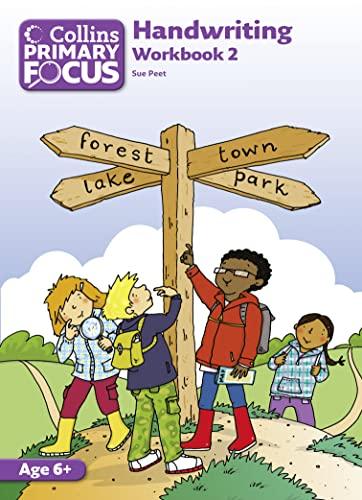 9780007436774: Collins Primary Focus - Workbook 2: Handwriting