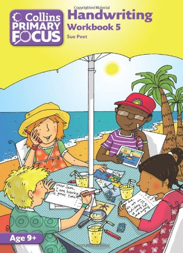 9780007436804: Collins Primary Focus - Workbook 5: Handwriting