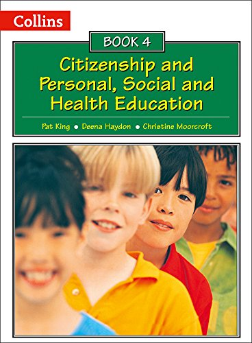 9780007436859: Collins Citizenship and PSHE - Book 4