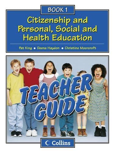 9780007436910: Collins Citizenship and PSHE - Teacher Guide 1