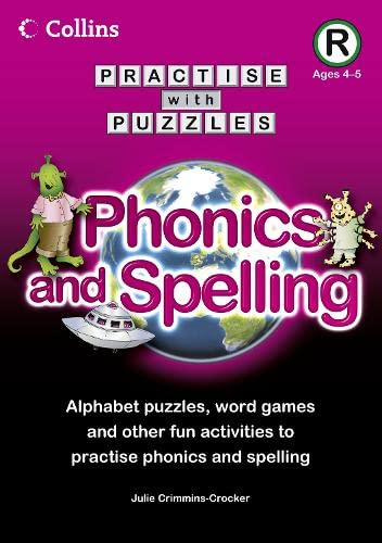 9780007436972: Collins Practise with Puzzles - Book R: Phonics and Spelling