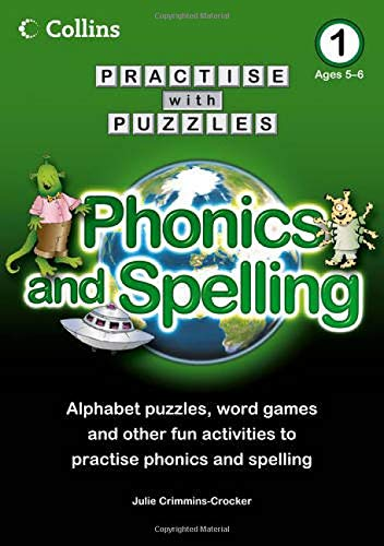 9780007436989: Collins Practise with Puzzles: Phonics and Spelling 1