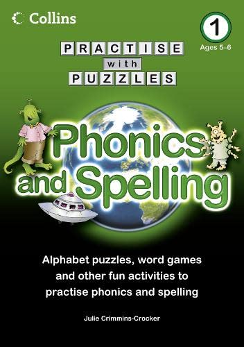 9780007436989: Collins Practise with Puzzles - Book 1: Phonics and Spelling