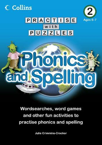 9780007436996: Collins Practise with Puzzles: Phonics and Spelling 2