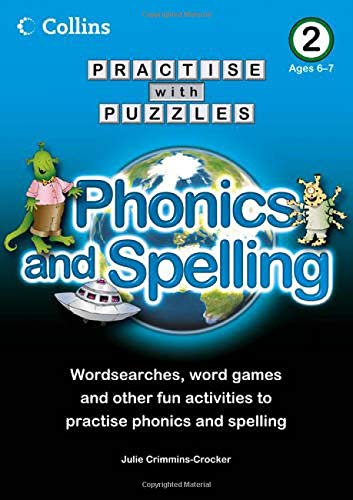 9780007436996: Collins Practise with Puzzles - Book 2: Phonics and Spelling