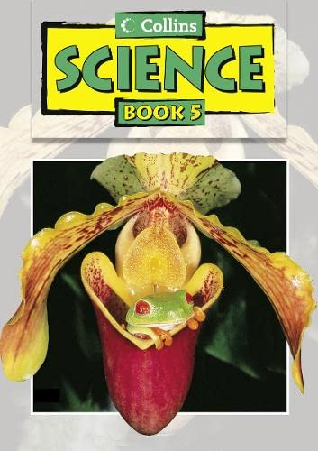 Collins Science Scheme Book 5: Smith, Simon; Dale, Carolyn; Galpin, Sarah; Powell, Jo; Stalley, Sue...