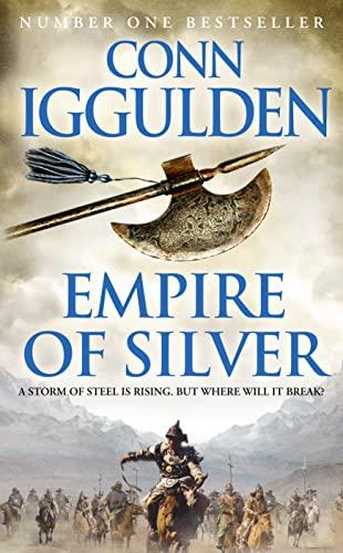 9780007437115: Empire of Silver (Conqueror, Book 4)