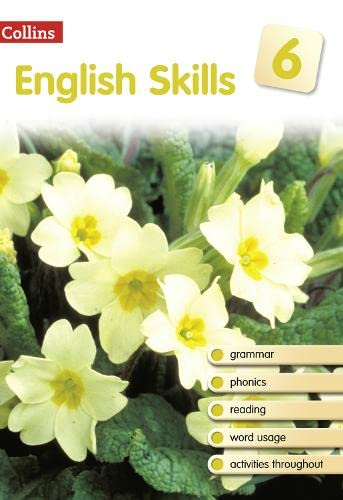 9780007437238: Book 6 (Collins English Skills)