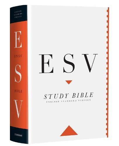 9780007437665: Study Bible: English Standard Version (ESV)