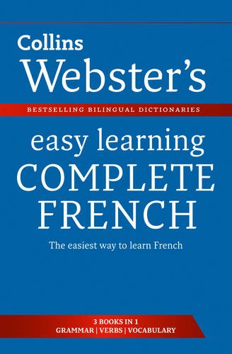 9780007437719: Collins Webster's Easy Learning French Complete. (Collins Easy Learning French)