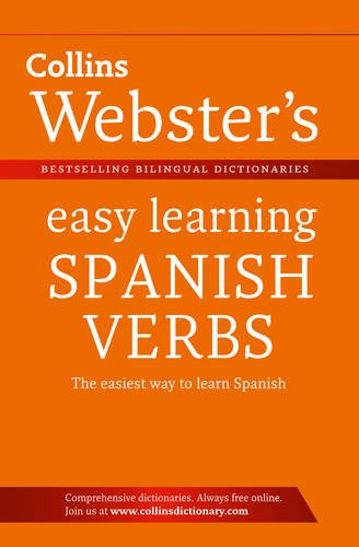 9780007437740: Webster?s Easy Learning Spanish Verbs (Collins Easy Learning Spanish)