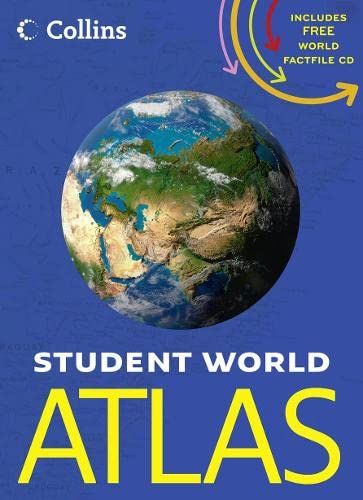 9780007437818: World Atlas (Collins Student Atlas)