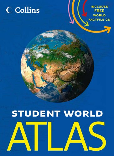 9780007437825: World Atlas (Collins Student Atlas)
