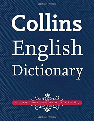 Collins English Dictionary.: Collins Dictionaries