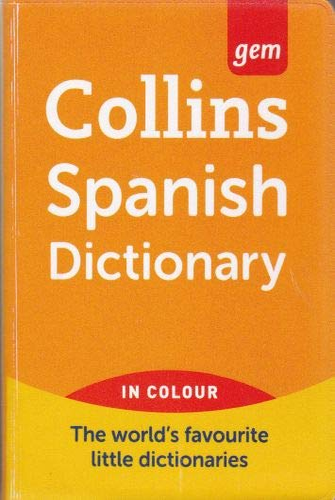 9780007437917: Collins Gem Spanish Dictionary (Collins Gem)