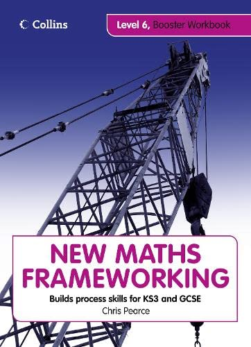 9780007438082: New Maths Frameworking - Level 6 Booster Workbook