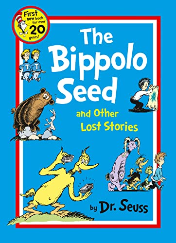 9780007438440: The Bippolo Seed and Other Lost Stories (Dr. Seuss)