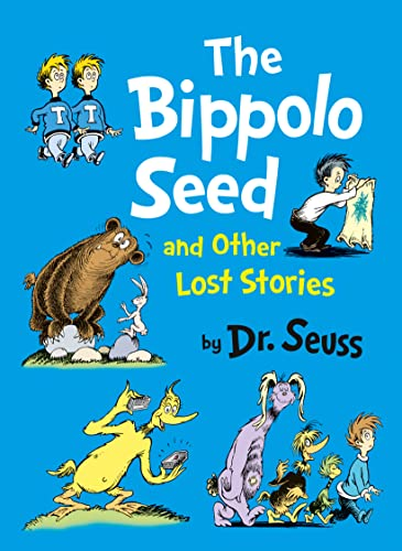 9780007438457: The Bippolo Seed and Other Lost Stories. by Dr Seuss