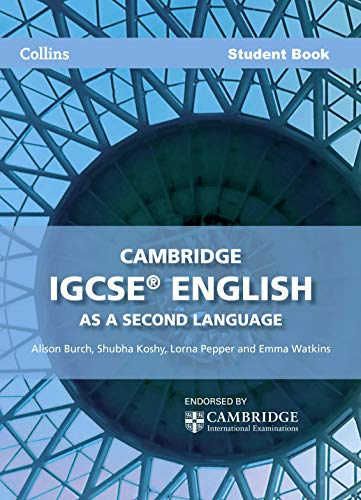9780007438860: Cambridge IGCSE English as a Second Language Student Book (Collins Cambridge IGCSE)