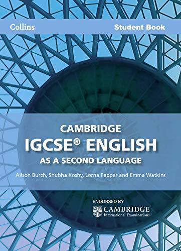 9780007438860: Cambridge IGCSE English as a Second Language Student Book (Collins IGCSE English as a Second Langua)