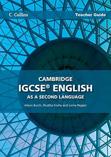 9780007438877: Collins Cambridge IGCSE - Cambridge IGCSE English as a Second Language Teacher Guide