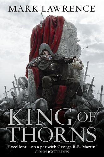 9780007439034: King of Thorns (The Broken Empire, Book 2)