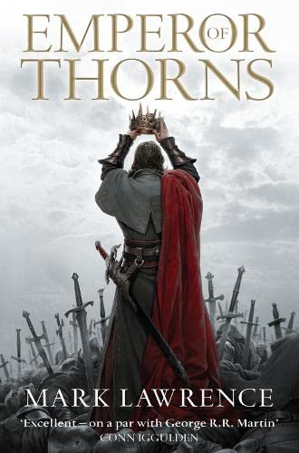 9780007439058: Emperor of Thorns (The Broken Empire, Book 3): 3/3