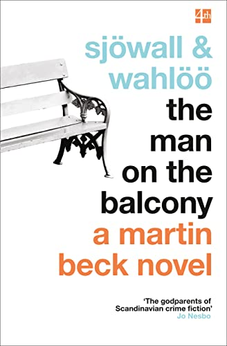9780007439133: The Man on the Balcony (The Martin Beck series, Book 3) (A Martin Beck Novel)