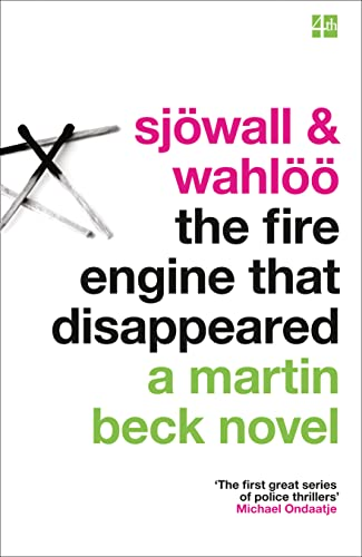 9780007439157: The Fire Engine That Disappeared (Martin Beck)