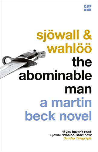 9780007439171: The Abominable Man. Maj Sjwall and Per Wahl (The Martin Beck series)