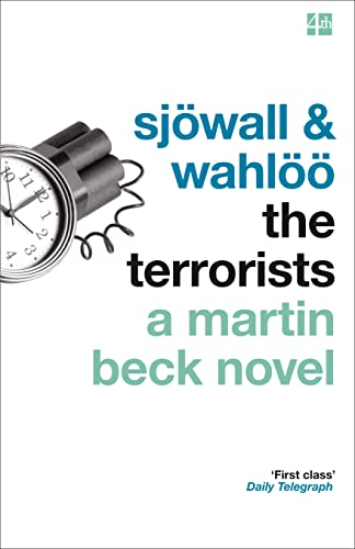 9780007439201: The Terrorists (The Martin Beck series, Book 10)