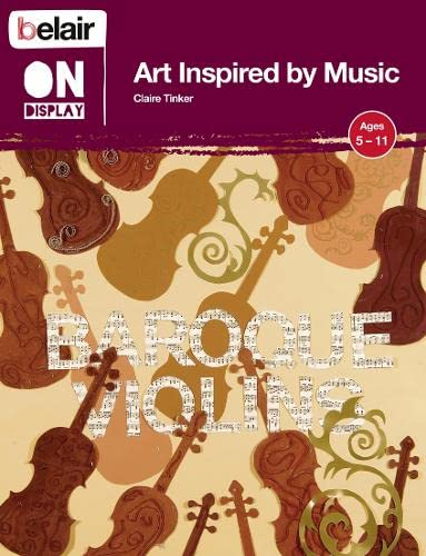 9780007439515: Art Inspired by Music (Belair On Display)