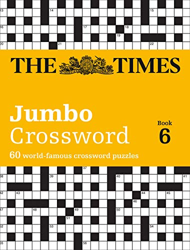 9780007440351: Times 2 Jumbo Crossword 6: 60 of the World's Biggest Puzzles from the Times 2