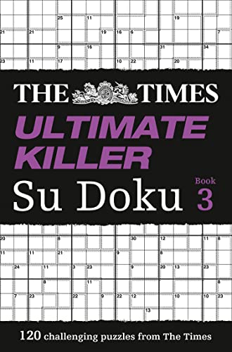 9780007440658: The Times Ultimate Killer Su Doku Book 3