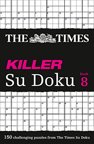 9780007440672: The Times Killer Su Doku Book 8
