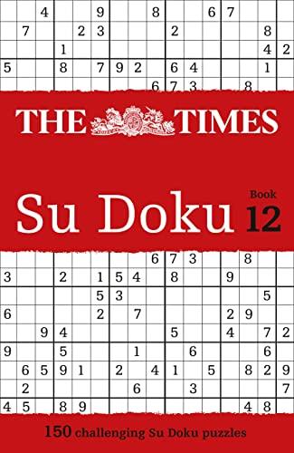 9780007440689: Times Su Doku Book 12 (Times Su Duko)