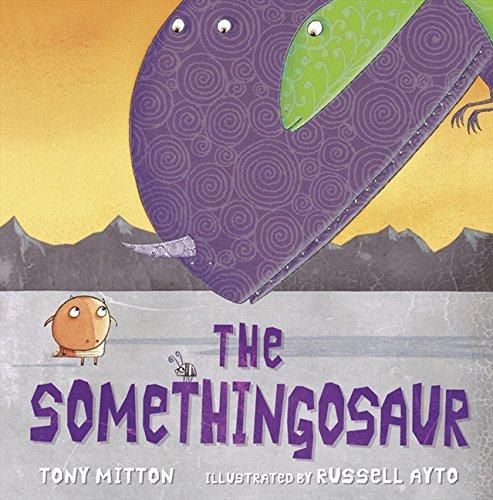9780007441266: The Somethingosaur. by Tony Mitton