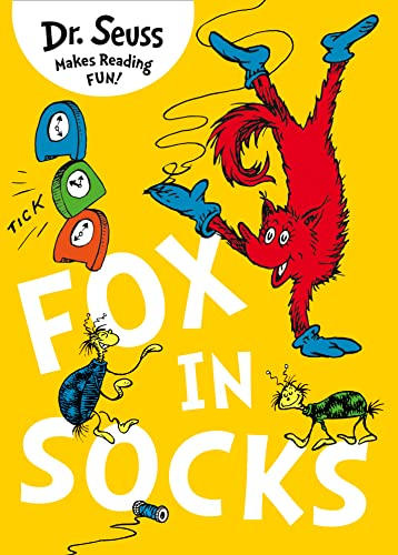 9780007441556: Fox in Socks (Dr. Seuss)